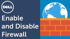 Enabling and Disabling  the Firewall  is made easy for you. Watch this video to know more.