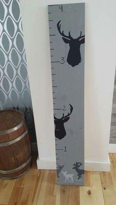 Douillette bassinette r gle en bois pour mesurer les enfants http www - Regle pour mesurer ...