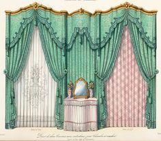 Plate number: L. 71 Pl. 202 Type: Floor Plans  : Interior Elevations  Style: Renaissance Revival  Enlarge Image