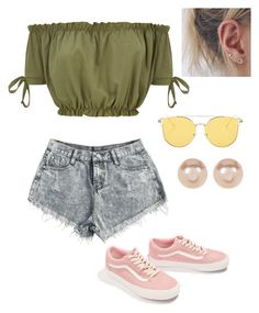 """""""Summer days"""" by marybenoit456 on Polyvore featuring Vans and Nordstrom Rack"""
