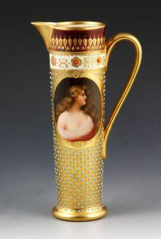 19th C. Royal Vienna Vase