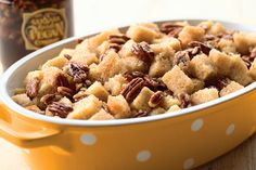 I still remember my first bread pudding, back in the early 1990s… I had just begun dating my husband and was spending the weekend at his mother's house. She suggested bread pudding for dessert. I had known my own parents to eat bread pudding, but certainly no one under the age of 50 ate it. &