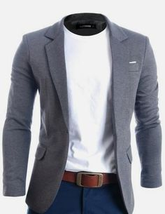 Men's casual jackets. Jackets certainly are a crucial component to every single man's wardrobe. Men need to have jackets for a variety of moments and several weather conditions