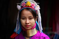 Thailand - 8788 | The Kayan Lahwi people are a subgroup of the Red Karen (Karenni) people