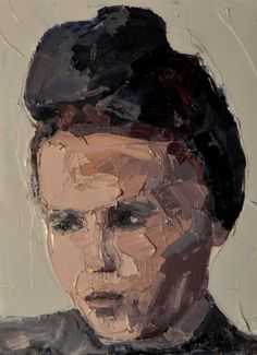 Saatchi Online Artist: Clara Adolphs; Oil, Painting Marianne Paint Drying, Abstract Faces, Selling Art Online, Australian Artists, Art Oil, Oil Portrait, Painting Portraits, Saatchi Art, Saatchi Online