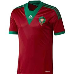 Morocco Africa Cup of Nations Shirt 2013