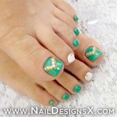 toe nail design » Nail Designs & Nail Art