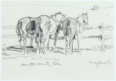 ned jacob horse artist - Google Search