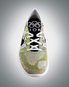 Nike Flyknits - Made exclusively for the four nationless Olympic athletes. Only 4 pair were made.