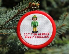 movie cross stitch - Google Search