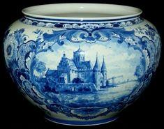 Image result for delftware blue and white ceramics