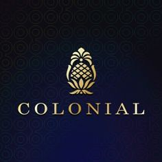 Like the letter spacing and mark placement Hotel Logo, Logo Restaurant, Logo Branding, Branding Design, Logos, British Logo, Premium Hotel, Graphic Design Flyer, British Colonial Style