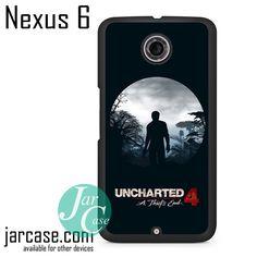 Uncharted 4 Phone case for Nexus 4/5/6