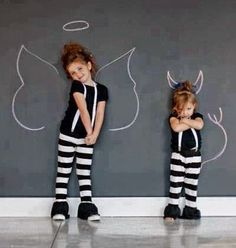 Little Angels and Little Devils