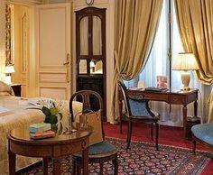 Image of Hotel Raphael, Paris