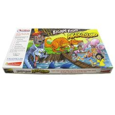 Escape from Anger Islad Game product image ESCAPE FROM ANGER ISLAND GAME Product Number : 63011 This game is designed to fit easily into a counseling session and takes just 15 minutes to play. Players try to escape from Anger Island (and a pursuing dinosaur) by learning one of six anger management techniques, such as self-calming, communicating feelings, and creating compromises. One skill is worked on in each 15-minute segment and activities are suggested for practice between sessions.