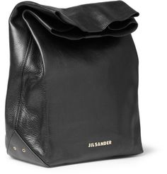 Jil SanderLeather Bag - Sold out on Mr. Porter.... and it was gbp412.50 ... :-o