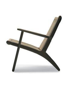 ch25 lounge chair by carl hansen son ch 110 office desk carl