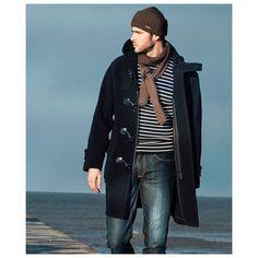 Saint James Saint James, Duster Coat, Saints, Jackets, Fashion, Spring Summer, Men Styles, Woman, Down Jackets