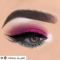 Dramatic Eye Makeup, Purple Eye Makeup, Eye Makeup Steps, Glitter Eye Makeup, Colorful Eye Makeup, Eye Makeup Art, Makeup For Green Eyes, Smokey Eye Makeup, Star Makeup