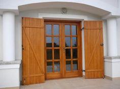 A bezáráshoz kattintson a képre , használja a balra és jobbra billentyűket a léptetéshez. Window Design, Wood Doors, Cabana, Decoration, Tall Cabinet Storage, Garage Doors, Windows, Bali, Outdoor Decor