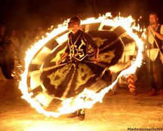 Tanoura dancer in fire by Mademoiselle MV Vacations To Go, Vacation Places, Microscopic Photography, Dark Circus, Fire Dancer, Fire Element, Flow Arts, Dance Movement, Fire Art