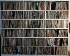 Vinyl, because records just sound better.