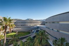 gpy arquitectos: Faculty of Fine Arts, University of La Laguna