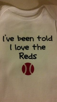 Oh I know I love the Reds!