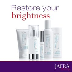Reveal your radiance. The future is bright! http://jafra.me/t6b