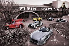 Bring a Boardroom: Elfin Sports Cars Australia for Sale #luxurycars