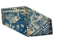 DESIGN FOR LIVING, Fredric March, Gary Cooper, Herald 1933
