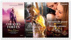 SEMPRE ROMÂNTICA!!: Lançamentos Harlequin Brasil - Junho