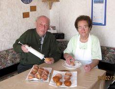 Rita's Recipes: Kreppel for Fastnacht!