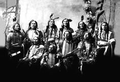 Buyenlarge Chief Jack Red Cloud and Chiefs Photographic Print Size: Native American Photos, Native American Tribes, Native American History, American Indians, Sioux, Red Cloud, Native Indian, Native Art, Le Far West