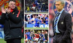 Manchester United's performance at Chelsea marks new rivalry #DailyMail