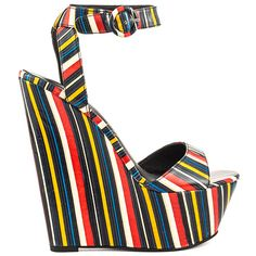 Amp - Multi Stripe by Lust For Life