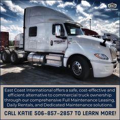 East Coast Int'l (@EIntl) | Twitter Used Trucks, Cummins, East Coast, Trailers, Promotion, Twitter, Hang Tags