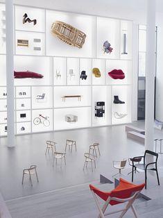 Museum Exhibition Design, Exhibition Display, Design Museum, 90s Design, Retail Design, Display Design, Booth Design, Shop Interiors, Office Interiors
