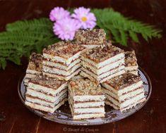 prajitura cu gem 20 Min, Tiramisu, Ethnic Recipes, Food, Ideas, Deserts, Recipes, Eten, Tiramisu Cake