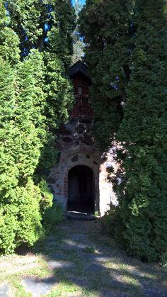 Tyrvännön sakasti - Tyrväntö chapel   #Hattula  #Lepaa