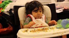 Baby Led Weaning Or How I Watched My Son Go From Choking To Feeding Himself!   Kids Stop Press