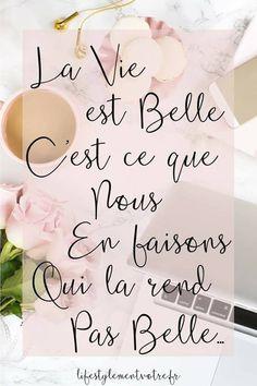 La vie est belle....