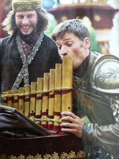 Jaime Lannister x Sigur Rós