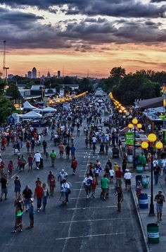 Iowa State Fair (HDR) by w4nd3rl0st (InspiredinDesMoines), via Flickr