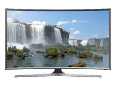 "SAMSUNG UE55J6375SUXXE 55"" Smart Curved Full HD -TV 100 Hz - Silver LED-TV 55"" - Handla online hos Media Markt"