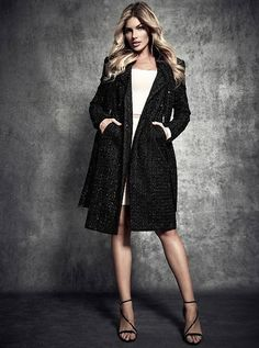 Meira Long Jacket | GUESS by Marciano