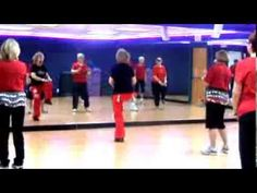 ▶ Christmas Dance Fitness Gold Party, Eggnog Boogie - YouTube