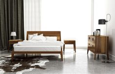 UP - Sleeping : MOMENT Collection, Furniture manufacturer contemporary, Huppe.net.