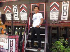 Rumah Panggung di daerah Toba Sumatera Utara,